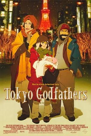 「東京ゴッドファーザーズ」の画像検索結果