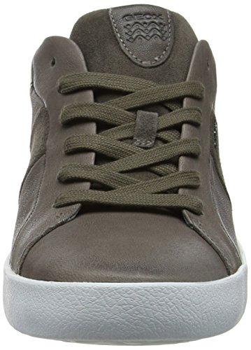 Geox Herre U Intelligent B Sneaker Brun (kul) Hj6wux