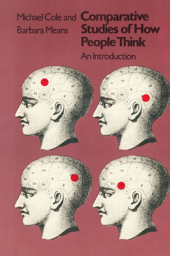 Comparative Studies of How People Think: An Introduction