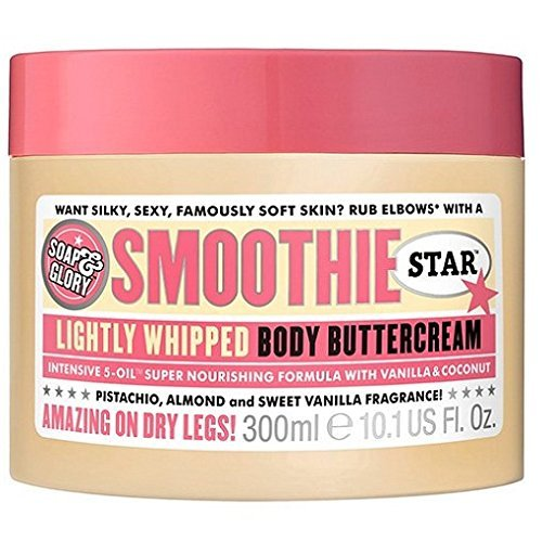 Boots Smoothie Star™ Body Buttercream - Moisturizing Body Smoothie