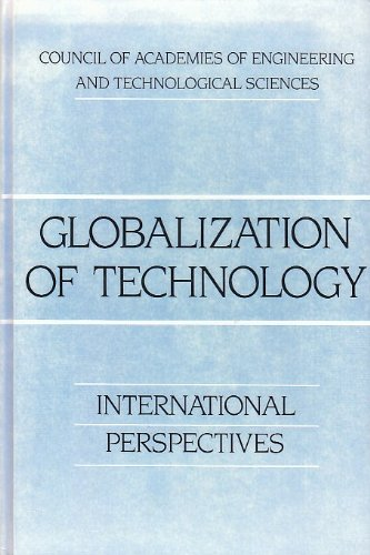 Globalization of Technology: International Perspective