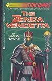 The Zenda Vendetta, Simon Hawke, 0441959156