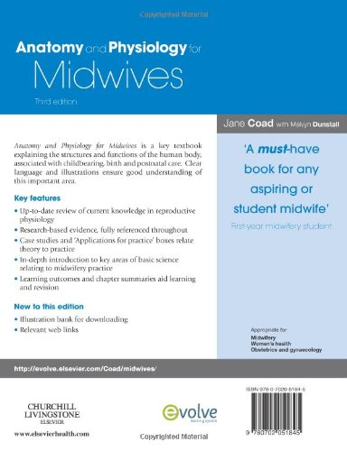 Anatomy & Physiology for Midwives 3: Third Edition: Amazon.co.uk ...