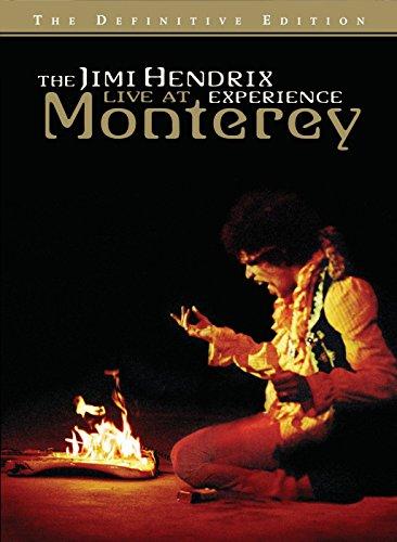 : Jimi Hendrix - Live At Monterey (DVD)