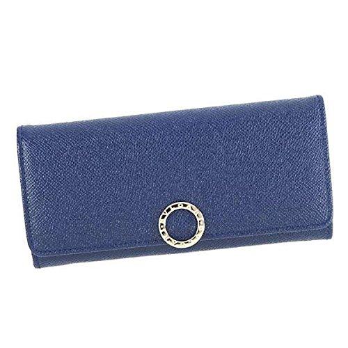 af94a7e084d7 Amazon   BVLGARI ブルガリ WALLETS CONTINENTAL 長財布 ブルー 281443 [並行輸入品]   BVLGARI( ブルガリ)   財布