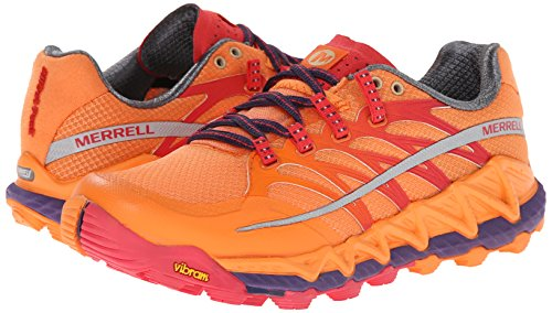 Merrell Mujer All Running De Peak Zapatillas Out Morado 4x4YdwqrX
