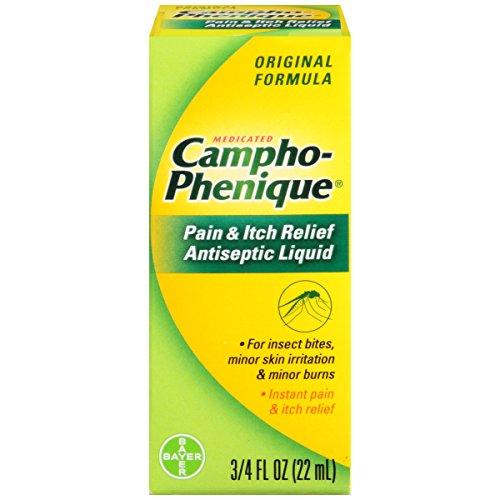 Campho-Phenique Antiseptic Liquid 3/4 oz (Pack of 2)