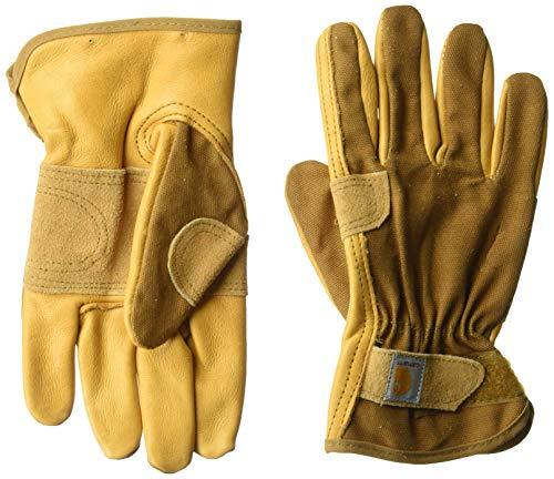 Carhartt Women's Chore Master Glove, brown, Small