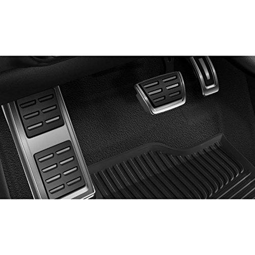 Audi 8 X 1064205 C Pedal Juego de tapacubos para A1 (PA) Izquierda Transmisión automática con reposapiés: Amazon.es: Coche y moto