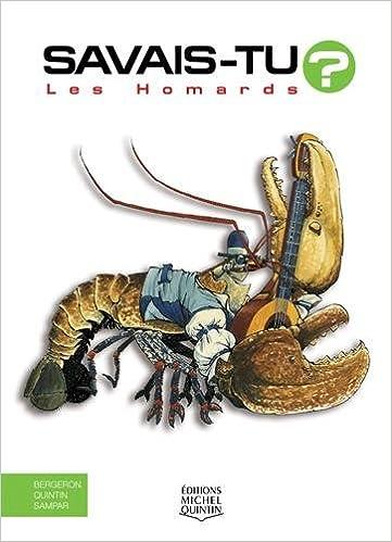 Savais-tu - numéro 17 Les homards pdf ebook