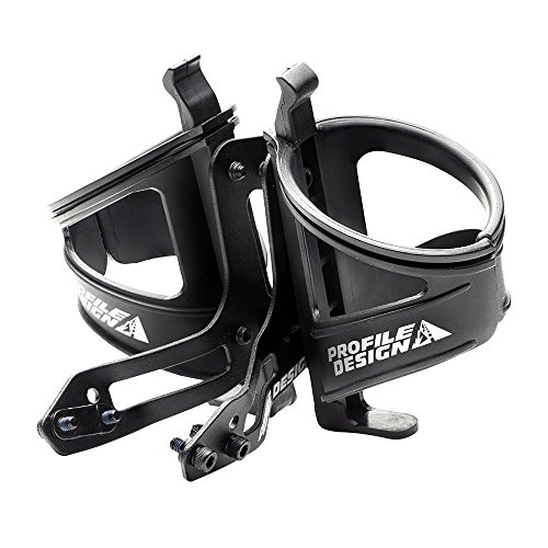 Profile Designs Rear Mount Water Bottle Cage One Color, RM-L