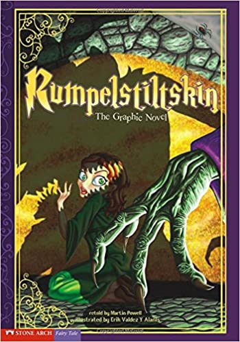 Rumpelstiltskin The Graphic Novel