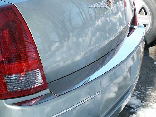 Chrysler 300 2005-2010 Stainless Chrome Rear Bumper Trim 3PCS (Chrysler 300 Back Bumper compare prices)