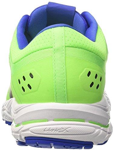 Chaussures Mizuno Stream Pied Homme Pour greengecko De Wave Dazzlingblue Noir Vert Course 09 rX1wWrq6