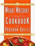 img - for The Weight Watchers Complete Cookbook and Program Basics by Weight Watchers Editors (1994-08-25) book / textbook / text book