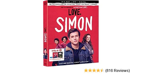 Amazon.com: Love, Simon Target Exclusive Edition: Movies & TV