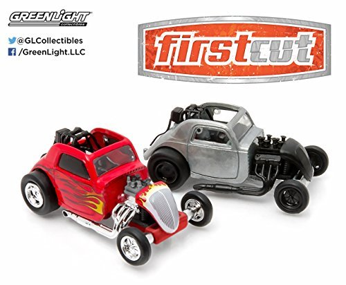 (Greenlight 1: 64 First Cut - Topo Fuel Altered Dragster Diecast Vehicle)
