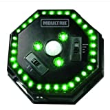 Moultrie Feeder Hog Light | 35 LEDs | 4-Way Switch | Attaches to Most MOU Feeders (1 Unit)