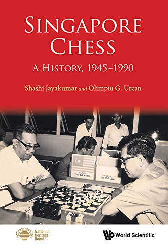 1990 Asian Games - SINGAPORE CHESS: A HISTORY, 1945-1990