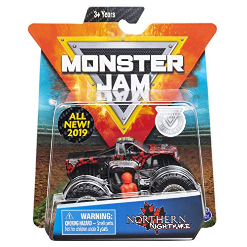 MJ 2019 Monster Jam Truck Northern Nightmare
