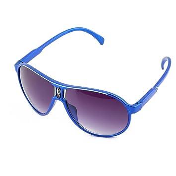Azul elegante cool niño niños niñas uv gafas de sol shades gafas de bebé ca  deportes 2bea2a757549