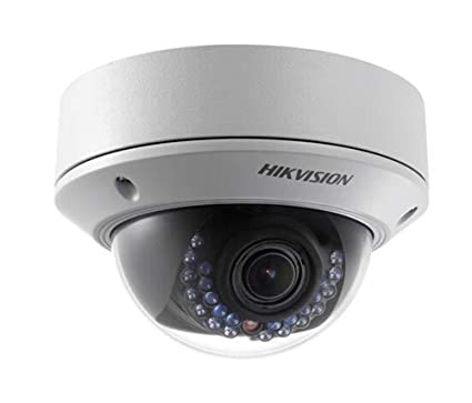 HIKVISION 3 0Mp HD Outdoor Waterproof Vandalproof 2 8~12mm Verifocal Dome  IR Network IP Camera Alarm/Audio DS-2CD2732F-IS