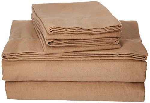 Brielle Cotton Flannel Sheet Queen