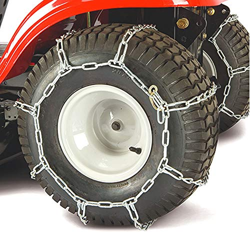- MTD 490-241-0023 Pack of 2 Lawn Tractor Rear Tire Chains