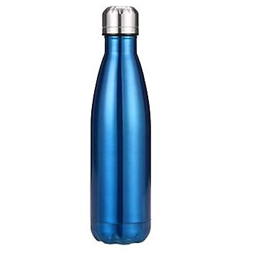 Nosii La Botella de Agua aislada sellada al vacío portátil del ...