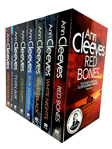 Check expert advices for red bones anne cleeves?