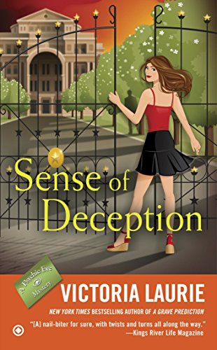 Sense of Deception (Psychic Eye Mystery Book 13)