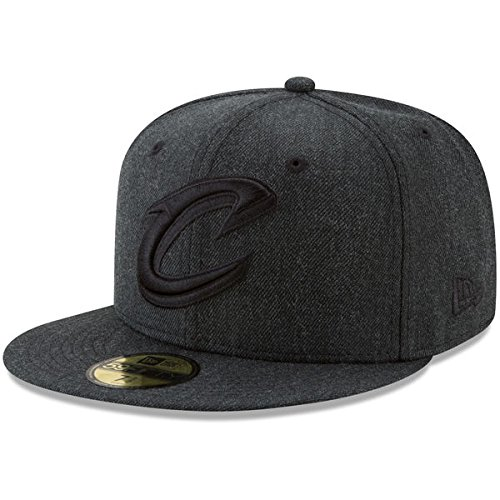 NBA Cleveland Cavaliers Total Tone 9Fifty of Snapback Cap, One Size, black New Era 9fifty Snap