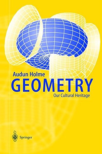 Download Geometry: Our Cultural Heritage pdf
