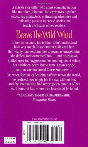 Brave the Wild Wind (Wyoming-Western Series)
