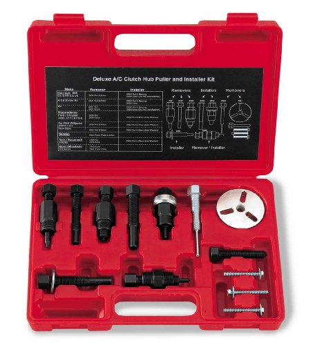FJC 2925 Compressor Clutch Hub Puller/Installer Tool Kit
