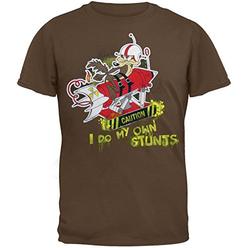 T-shirt Youth Looney Tunes - Looney Tunes - Stunting Youth T-Shirt