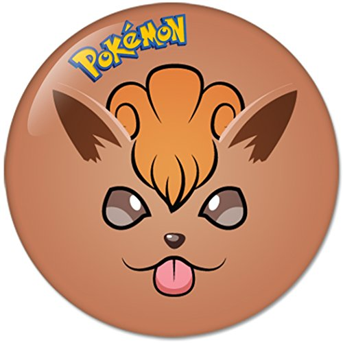 Vulpix - Rokon : Pokemon GO ,Pocket Monsters Pinback for sale  Delivered anywhere in USA