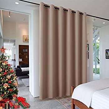 Amazon Com Ryb Home Light Block Out Extra Wide Curtain