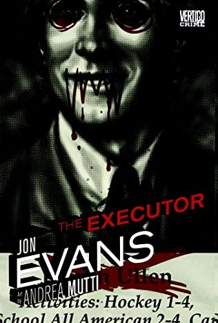 book cover of The Executor
