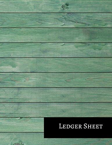 Read Online Ledger Sheet: Three Columnar Format pdf