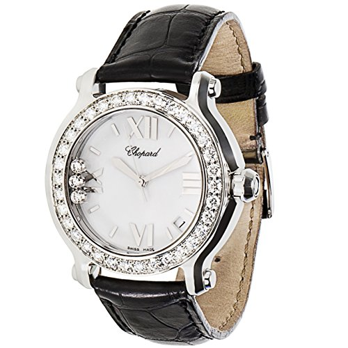 Chopard-Happy-Sport-278475-3018-Unisex-Watch-in-Stainless-Steel-Certified-Pre-owned