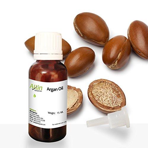 Argan Oil – 15 ML – 100% Pure Natural Organic Moroccan ARGAN OIL