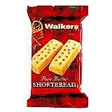 Walkers Shortbread Fingers Snackpack 1.4 oz each (5 Items Per...