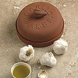 Fox Run 3921 Garlic Baker, 7-Inch, Terra Cotta