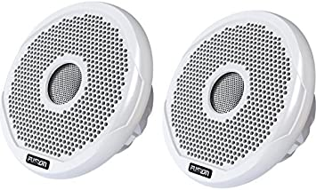 Fusion MS-FR6021 - Pack de altavoces, 200 W, blanco (Weiss), 6 ...