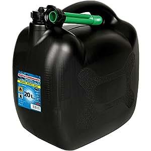 Lampa 66984 - Bidón de gasolina de plástico (20 litros)