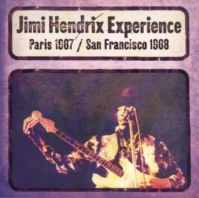 Paris 1967 / San Francisco 1968 (Live) by Experience Hendrix, L.L.C. under exclusive license to MCA Records.