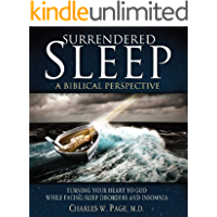 Surrendered Sleep: A Biblical Perspective