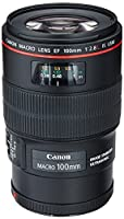 Canon EF 100mm f/2.8L IS USM Macro Lens for Canon Digital SLR Cameras from Canon