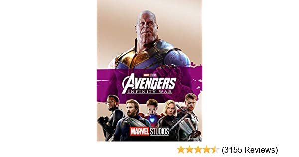 Amazon com: Watch Avengers: Infinity War | Prime Video